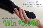 PetPartner's Animaltarian of the Year